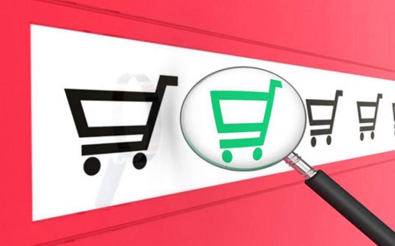 Functia cautare magazin online